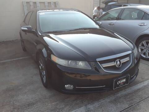 2007 Acura TL for sale at Auto Haus Imports in Grand Prairie TX