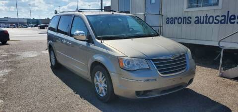 2008 Chrysler Town and Country for sale at Aaron's Auto Sales in Corpus Christi TX