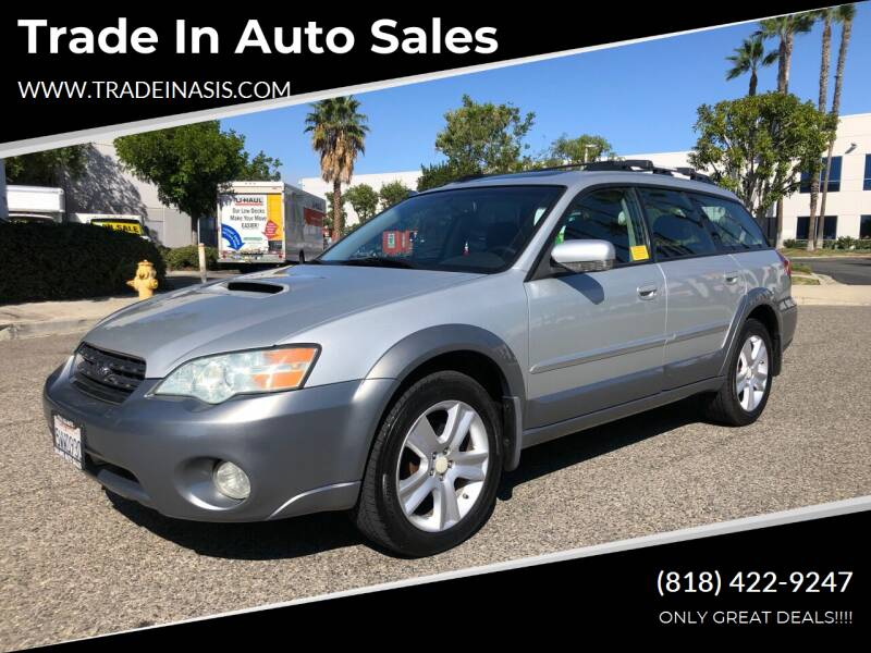 2007 Subaru Outback for sale at Trade In Auto Sales in Van Nuys CA