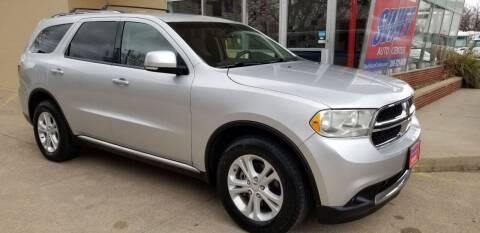 2011 Dodge Durango for sale at Swift Auto Center of North Platte in North Platte NE