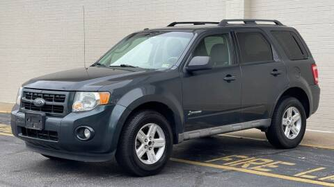 2009 Ford Escape Hybrid for sale at Carland Auto Sales INC. in Portsmouth VA