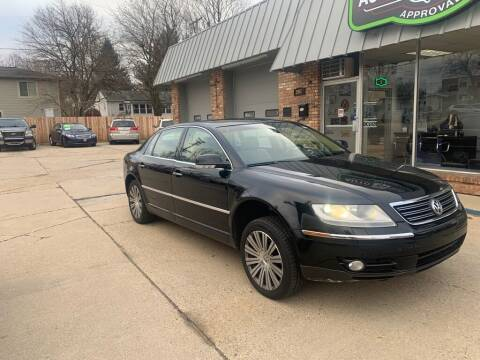 2006 Volkswagen Phaeton for sale at LOT 51 AUTO SALES in Madison WI