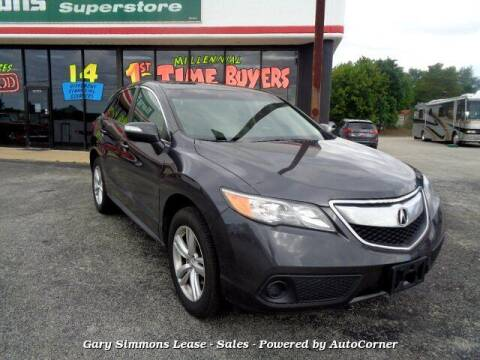 2015 Acura RDX for sale at Gary Simmons Lease - Sales in Mckenzie TN