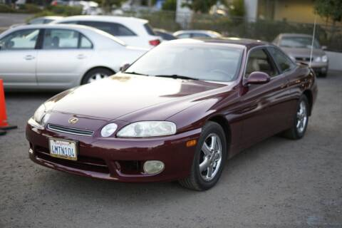 1997 Lexus SC 400 for sale at Sports Plus Motor Group LLC in Sunnyvale CA