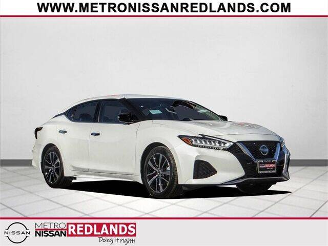 2021 Nissan Maxima for sale in Redlands, CA