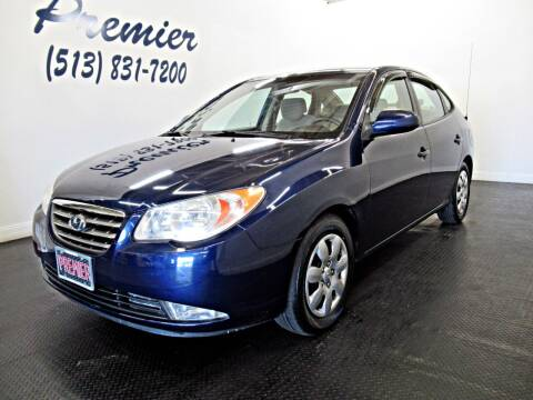 2007 Hyundai Elantra for sale at Premier Automotive Group in Milford OH