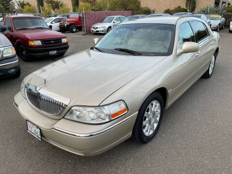 2011 Lincoln Town Car for sale at C. H. Auto Sales in Citrus Heights CA