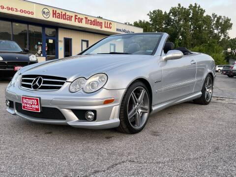 2007 Mercedes-Benz CLK for sale at H4T Auto in Toledo OH