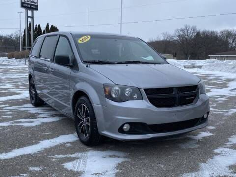 2014 Dodge Grand Caravan for sale at Betten Baker Preowned Center in Twin Lake MI