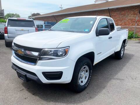 2016 Chevrolet Colorado for sale at Dijie Auto Sale and Service Co. in Johnston RI