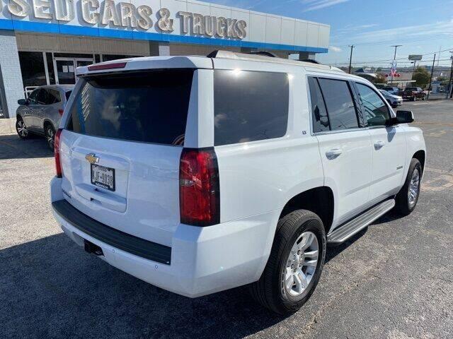 2017 Chevrolet Tahoe 4x2 LT 4dr SUV - San Antonio TX