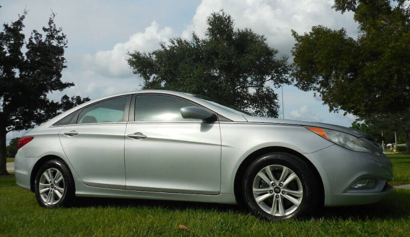 2013 Hyundai Sonata for sale at Performance Autos of Southwest Florida in Fort Myers FL