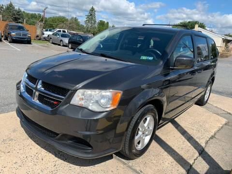 2012 Dodge Grand Caravan for sale at Sam's Auto in Akron PA