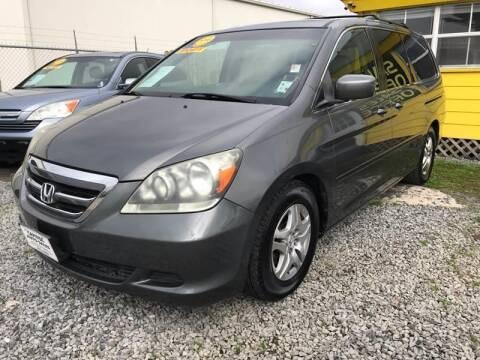 2007 Honda Odyssey for sale at CAPITOL AUTO SALES LLC in Baton Rouge LA