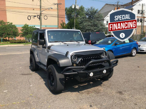 2007 Jeep Wrangler for sale at 103 Auto Sales in Bloomfield NJ