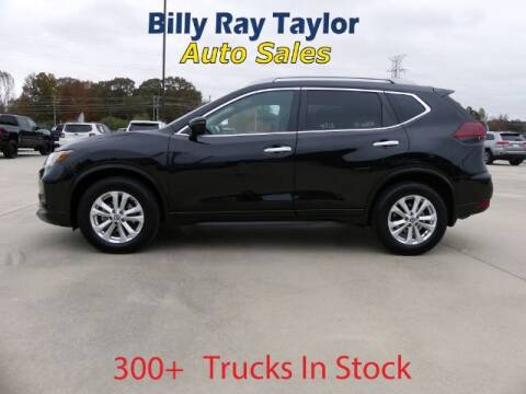 2018 Nissan Rogue for sale at Billy Ray Taylor Auto Sales in Cullman AL