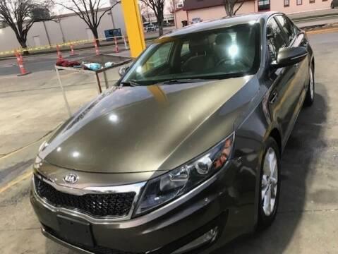 2013 Kia Optima for sale at Reliable Auto Sales in Plano TX