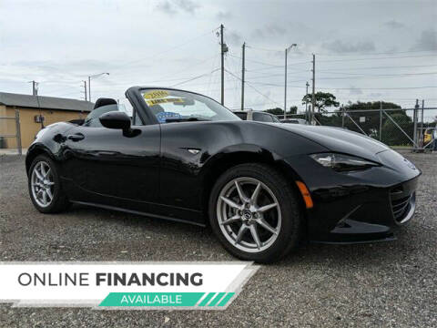 2016 Mazda MX-5 Miata for sale at Car Spot Of Central Florida in Melbourne FL
