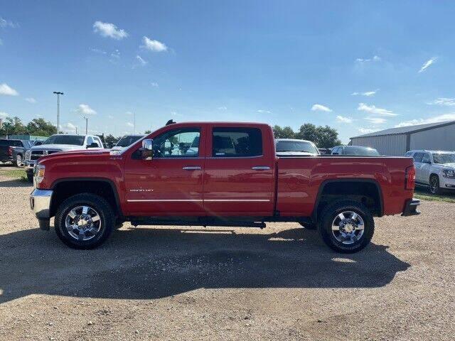 2018 GMC Sierra 2500HD for sale at Bulldog Motor Company in Borger TX