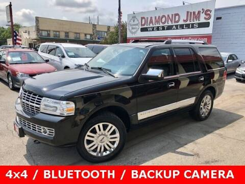 2014 Lincoln Navigator for sale at Diamond Jim's West Allis in West Allis WI