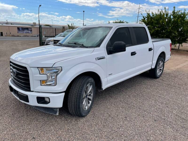 2017 Ford F-150 for sale at Samcar Inc. in Albuquerque NM