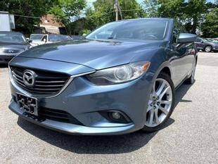 2014 Mazda MAZDA6 for sale at Rockland Automall - Rockland Motors in West Nyack NY