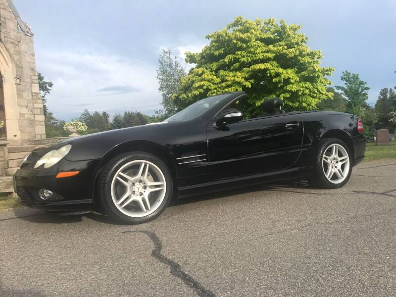 2008 Mercedes-Benz SL-Class for sale at Reynolds Auto Sales in Wakefield MA