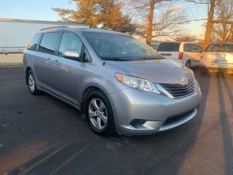 2013 Toyota Sienna for sale at Best Choice Auto Sales in Lexington KY