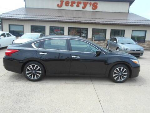 2017 Nissan Altima for sale at Jerry's Auto Mart in Uhrichsville OH