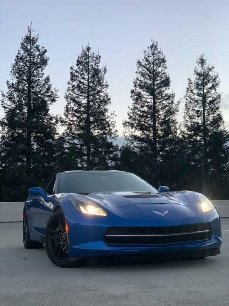 2014 Chevrolet Corvette for sale at BSL Bay Sport & Luxury in Redwood City CA