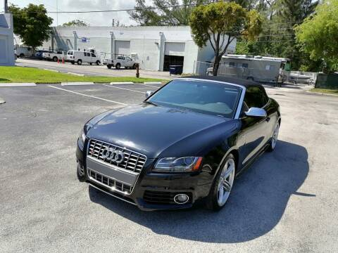2012 Audi S5 for sale at Best Price Car Dealer in Hallandale Beach FL