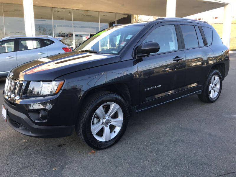 2016 Jeep Compass for sale at Autos Wholesale in Hayward CA