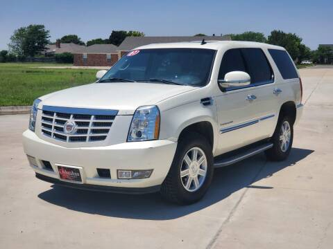 2007 Cadillac Escalade for sale at Chihuahua Auto Sales in Perryton TX