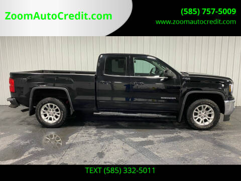 2016 GMC Sierra 1500 for sale at ZoomAutoCredit.com in Elba NY