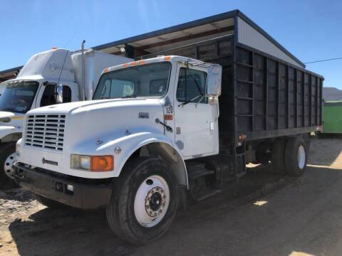 1997 International 4900 for sale at Brand X Inc. in Mound House NV