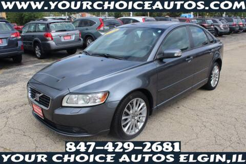 2008 Volvo S40 for sale at Your Choice Autos - Elgin in Elgin IL