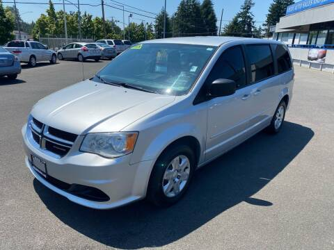 2011 Dodge Grand Caravan for sale at Vista Auto Sales in Lakewood WA