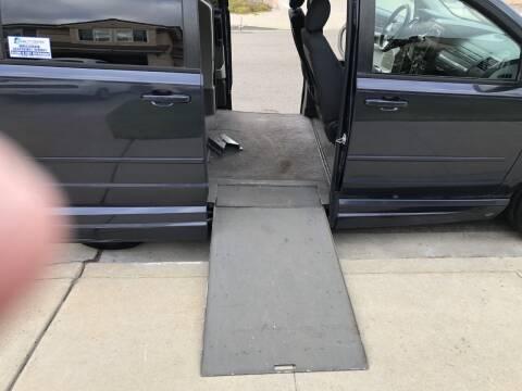 2009 Dodge Grand Caravan for sale at CARS FOR YOU in Lemon Grove CA