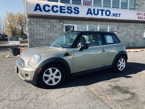 2010 MINI Cooper for sale at Access Auto in Salt Lake City UT