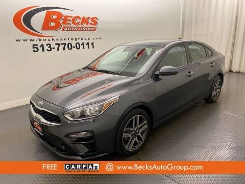 2019 Kia Forte for sale at Becks Auto Group in Mason OH