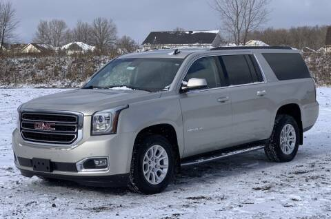 2015 GMC Yukon XL for sale at Newport Auto Group in Austintown OH