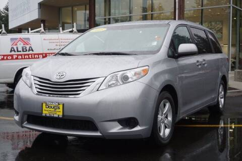 2015 Toyota Sienna for sale at Jeremy Sells Hyundai in Edmunds WA