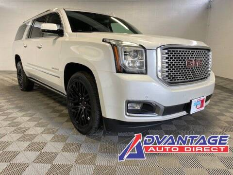 2017 GMC Yukon XL for sale at Advantage Auto Direct in Kent WA