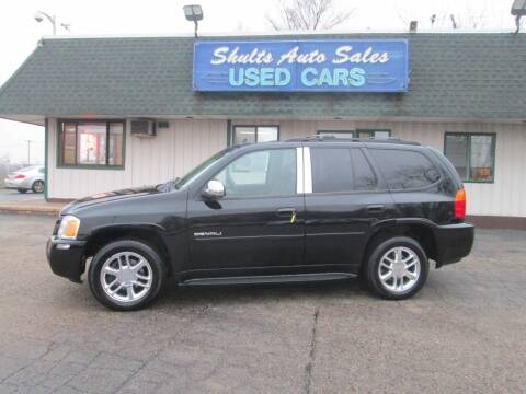2009 GMC Envoy for sale at SHULTS AUTO SALES INC. in Crystal Lake IL