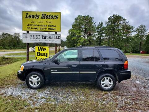 2006 GMC Envoy for sale at Lewis Motors LLC in Deridder LA