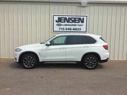 2018 BMW X5 for sale at Jensen's Dealerships in Sioux City IA