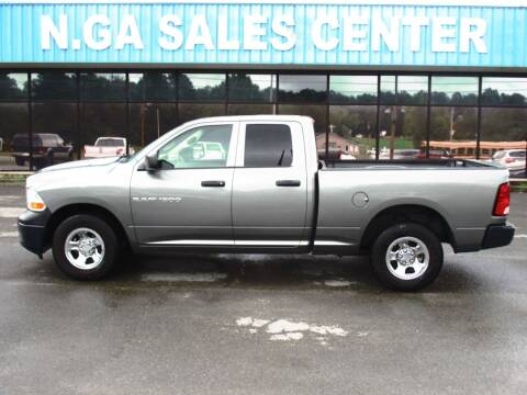 2012 RAM Ram Pickup 1500 for sale at NORTH GEORGIA Sales Center in La Fayette GA