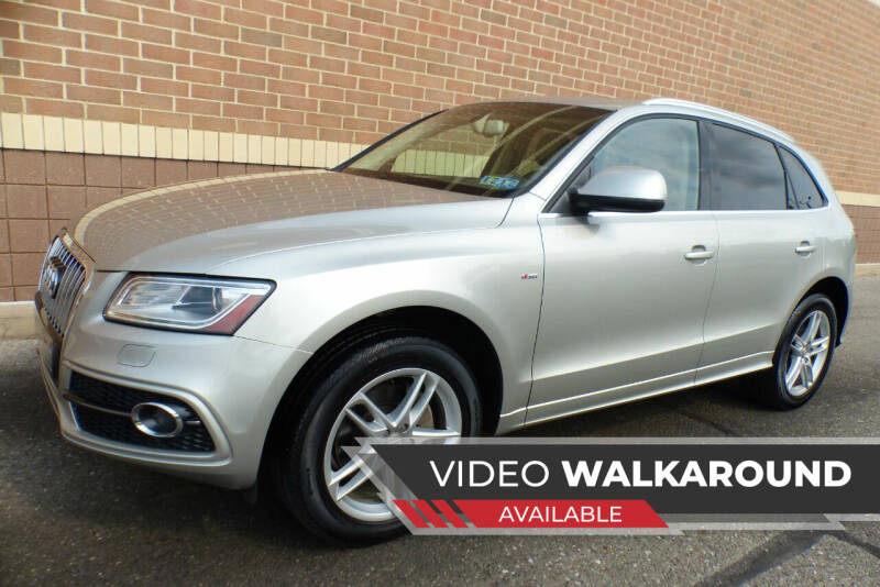 2014 Audi Q5 for sale at Macomb Automotive Group in New Haven MI