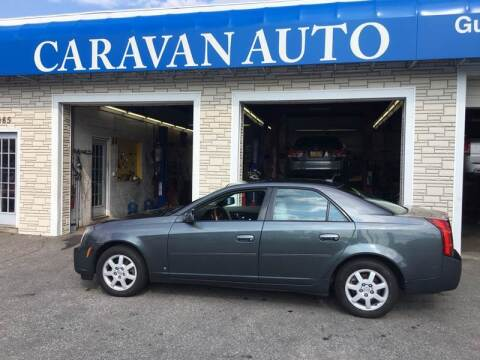 2007 Cadillac CTS for sale at Caravan Auto in Cranston RI