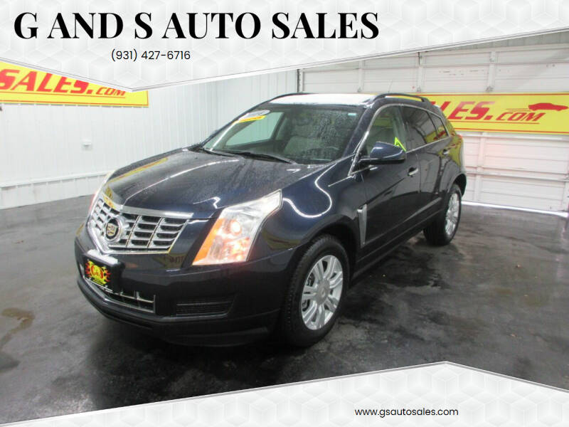 2014 Cadillac SRX for sale at G and S Auto Sales in Ardmore TN